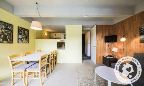 Wakacje w górach Apartament 2 pokojowy 6 osób (Confort 43m²-4) - Résidence Aldébaran - Maeva Particuliers - Flaine - Stołem