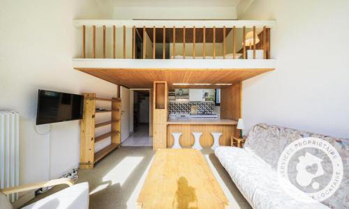 Wakacje w górach Apartament 2 pokojowy 8 osób (Budget 32m²-1) - Résidence Aldébaran - Maeva Particuliers - Flaine - Pokój gościnny