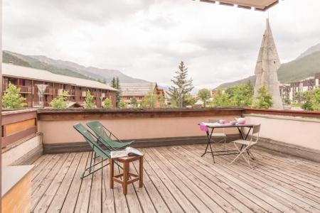 Vacances en montagne Appartement 2 pièces 5 personnes (105) - Résidence Alpaga - Serre Chevalier