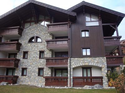 Location au ski Appartement 3 pièces 6 personnes (004) - Résidence Alpages A - Méribel-Mottaret - Extérieur été