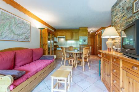 Vacances en montagne Appartement 3 pièces 6 personnes (004) - Résidence Alpages A - Méribel-Mottaret - Séjour