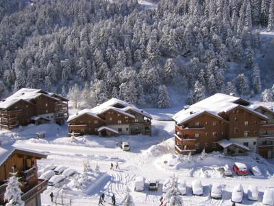 Vacances en montagne Résidence Alpages D - Méribel-Mottaret