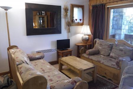 Vacances en montagne Appartement 3 pièces 6 personnes (004) - Résidence Alpages D - Méribel-Mottaret - Séjour