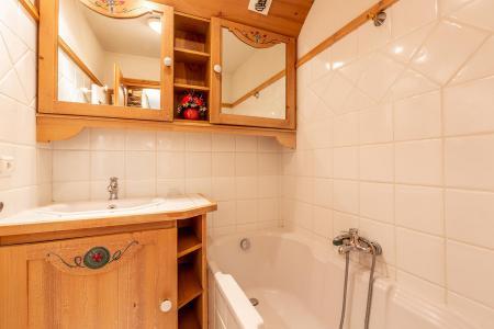 Vacances en montagne Appartement 4 pièces 7 personnes (003) - Résidence Alpages D - Méribel-Mottaret - Baignoire