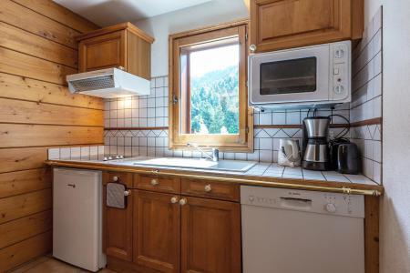 Vacances en montagne Appartement 4 pièces 7 personnes (003) - Résidence Alpages D - Méribel-Mottaret - Kitchenette