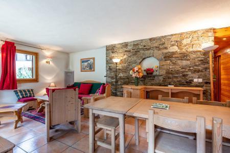 Vacances en montagne Appartement 4 pièces 7 personnes (003) - Résidence Alpages D - Méribel-Mottaret - Séjour