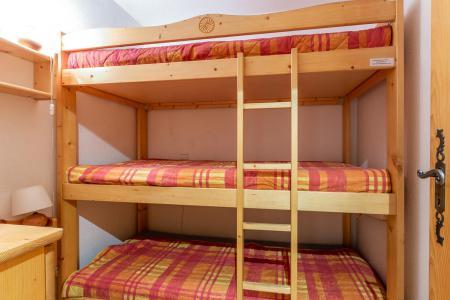Vacances en montagne Appartement 4 pièces 8 personnes (002) - Résidence Alpages D - Méribel-Mottaret - Lits superposés