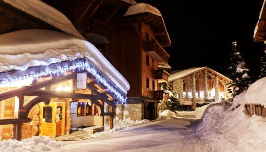Vacances en montagne Résidence Alpages de Reberty - Les Menuires