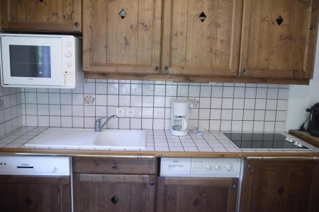 Vacances en montagne Appartement 3 pièces 7 personnes (005) - Résidence Alpages E - Méribel-Mottaret - Kitchenette