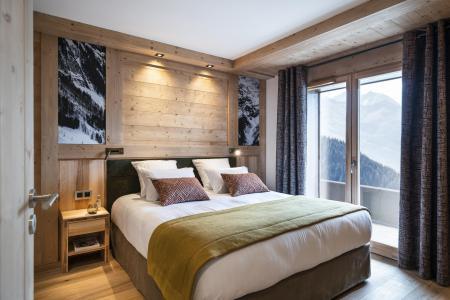 Vacances en montagne Résidence Alpen Lodge - La Rosière - Chambre