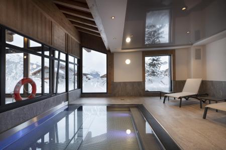 Vacances en montagne Résidence Alpen Lodge - La Rosière - Relaxation