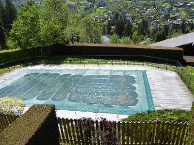 Location Saint Gervais : Résidence Alpenrose hiver