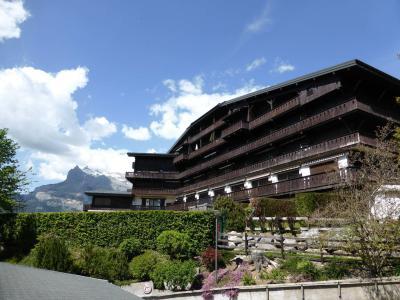 Urlaub in den Bergen Résidence Alpenrose - Saint Gervais