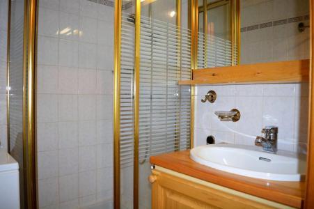 Urlaub in den Bergen 3-Zimmer-Appartment für 6 Personen (011) - Résidence Alpina - Le Grand Bornand - Dusche