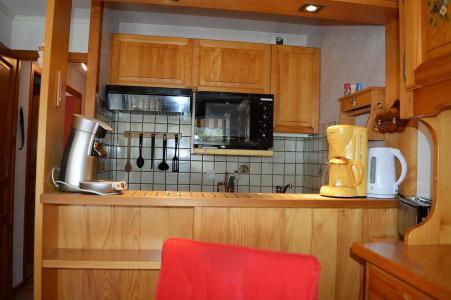 Urlaub in den Bergen 3-Zimmer-Appartment für 6 Personen (011) - Résidence Alpina - Le Grand Bornand - Kochnische