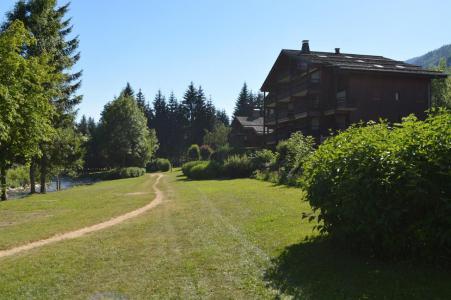 Urlaub in den Bergen 2-Zimmer-Berghütte für 6 Personen (012) - Résidence Alpina - Le Grand Bornand