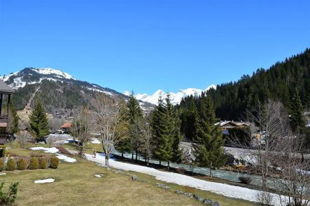 Holiday in mountain resort 3 room apartment 6 people (011) - Résidence Alpina - Le Grand Bornand