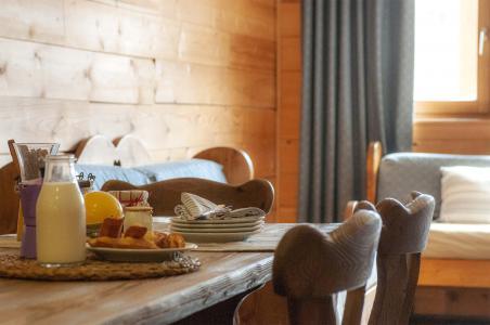 Vacances en montagne Résidence Alpina Lodge - Val d'Isère - Logement