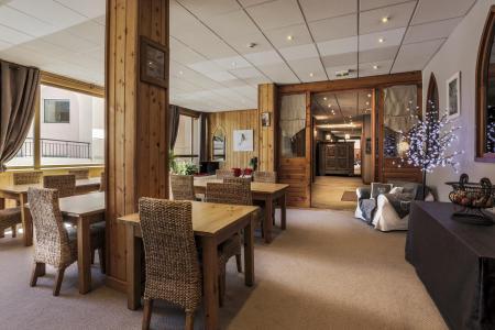 Vacances en montagne Résidence Alpina Lodge - Val d'Isère - Réception