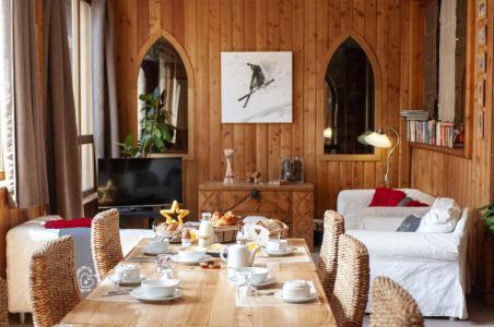 Vacances en montagne Résidence Alpina Lodge - Val d'Isère -