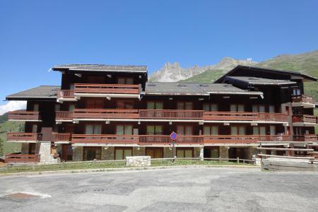 Vacances en montagne Résidence Alpinéa - Méribel-Mottaret - Extérieur été