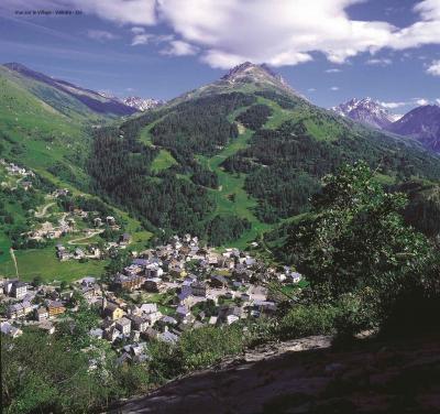 Location au ski Studio cabine 4 personnes (87) - Résidence Altair - Valloire - Extérieur été