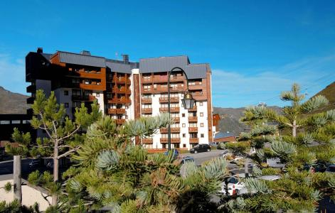Rental Val Thorens : Résidence Altineige summer