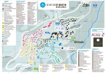 Location Saint Martin de Belleville : Résidence Altitude été