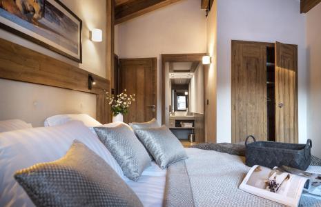 Vacances en montagne Résidence Amaya - Les Saisies - Chambre