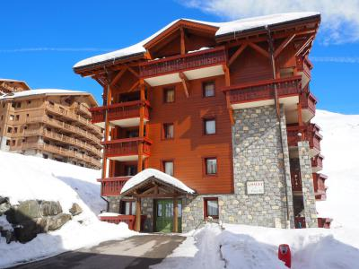 Holiday in mountain resort Résidence Ancolie - Les Menuires