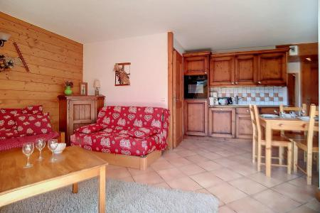 Holiday in mountain resort 3 room apartment 6 people (0002) - Résidence Ancolie - Les Menuires
