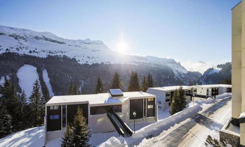 Wakacje w górach Studio z alkową 4 osoby (Confort 25m²-3) - Résidence Andromède - Maeva Particuliers - Flaine