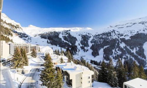 Wakacje w górach Studio z alkową 4 osoby (Confort 25m²-6) - Résidence Andromède - Maeva Particuliers - Flaine
