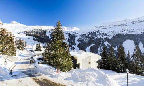 Wakacje w górach Studio z alkową 4 osoby (Confort 25m²-2) - Résidence Andromède - Maeva Particuliers - Flaine