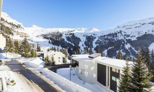 Wakacje w górach Studio z alkową 4 osoby (Budget 25m²-2) - Résidence Andromède - Maeva Particuliers - Flaine