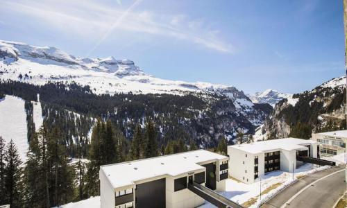 Wakacje w górach Studio z alkową 4 osoby (Confort 23m²-5) - Résidence Andromède - Maeva Particuliers - Flaine