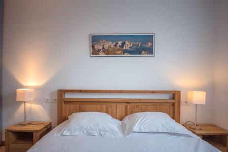 Vacances en montagne Appartement 2 pièces 4 personnes (rose) - Résidence Androsace - Chamonix - Chambre