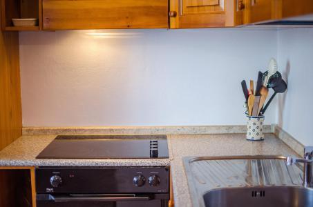 Vacances en montagne Appartement 2 pièces 4 personnes (rose) - Résidence Androsace - Chamonix - Cuisine