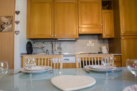 Vacances en montagne Appartement 3 pièces 6 personnes (AMIJEAN) - Résidence Androsace - Chamonix - Cuisine