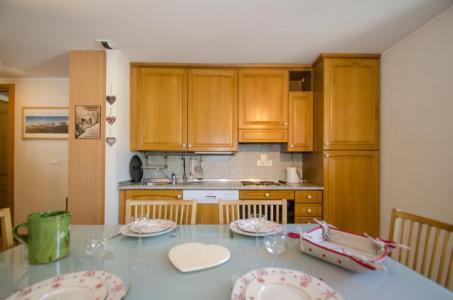Vacances en montagne Appartement 3 pièces 6 personnes (AMIJEAN) - Résidence Androsace - Chamonix - Séjour