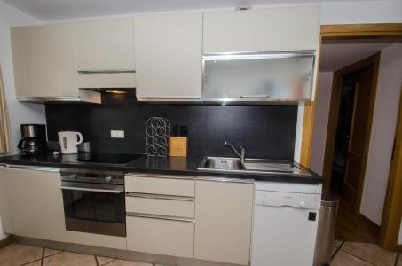 Vacances en montagne Appartement duplex 4 pièces 6 personnes - Résidence Androsace - Chamonix - Cuisine