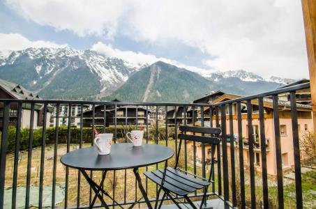 Location Chamonix : Résidence Androsace du Lyret hiver
