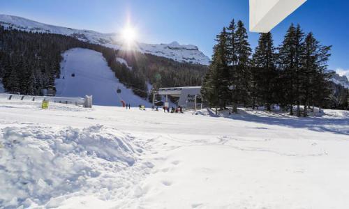 Wakacje w górach Studio z alkową 4 osoby (Budget 17m²-0) - Résidence Antarès - Maeva Particuliers - Flaine