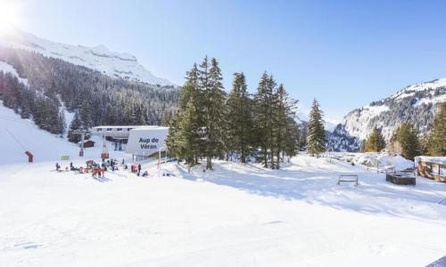 Wakacje w górach Studio z alkową 4 osoby (Budget 17m²-2) - Résidence Antarès - Maeva Particuliers - Flaine