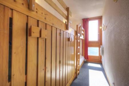 Holiday in mountain resort Studio cabin 5 people (504) - Résidence Arandelières - Les Arcs