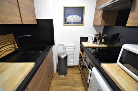 Vacances en montagne Appartement 2 pièces 4 personnes (719) - Résidence Aravis - Les Menuires