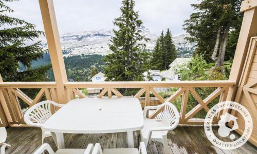 Wakacje w górach Apartament 3 pokojowy z alkową 8 osób (Confort 56m²-0) - Résidence Arbaron - Maeva Particuliers - Flaine