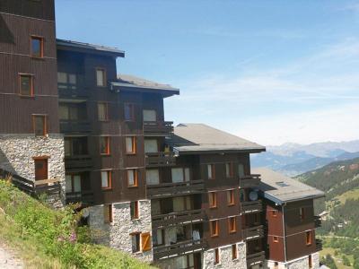 Location au ski Residence Arc En Ciel - Mottaret - Extérieur été