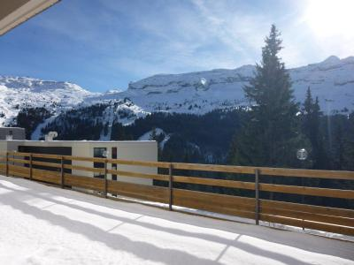 Vacances en montagne Studio cabine 4 personnes (05) - Résidence Arche - Flaine