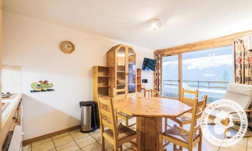 Wakacje w górach Apartament 2 pokojowy 6 osób (Confort 42m²-2) - Résidence Arche - Maeva Home - Flaine - Pokój gościnny